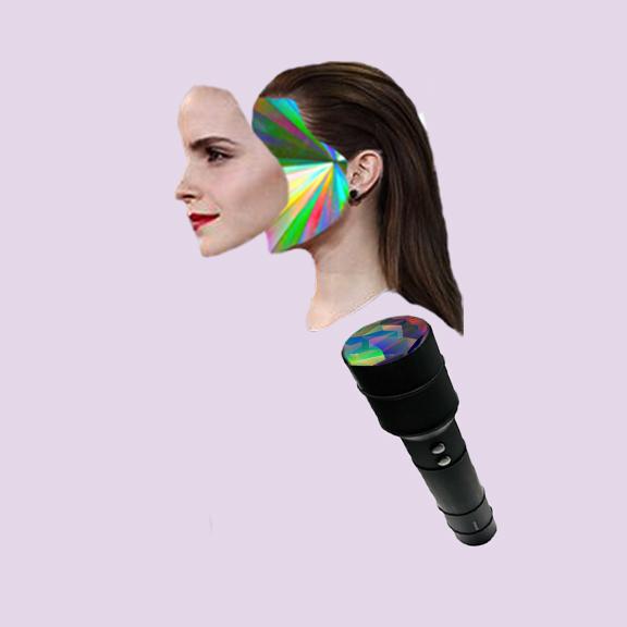 emma watson rainbow