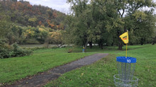 Disc Golf in Wheeling