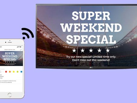 Go Chromecast-free with LG Smart TV