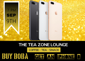 Giveaway by Tea Zone Lounge