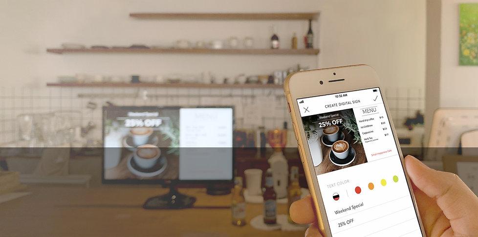 Promota | Digital Signage with Google Chromecast and LG Smart TV
