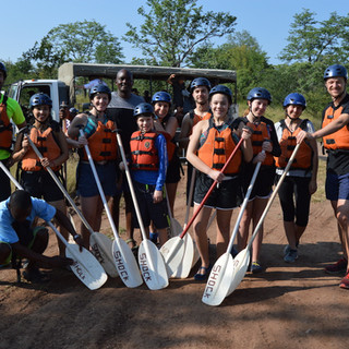 Team Photo one Before rafting 18 March 2