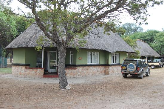 Lodge at Main Camp Hwange