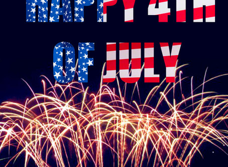 Happy 4th to all our clients from America