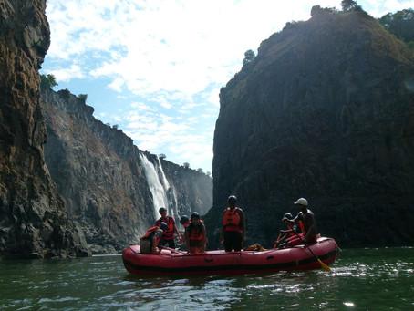 2014 Rafting Season Begins!