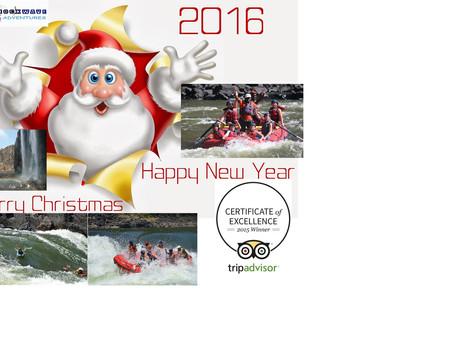 Merry Christmas & Happy 2016