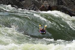 River Board Zambezi Victoria falls Shockwave