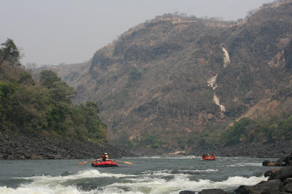 Zambezi canyon
