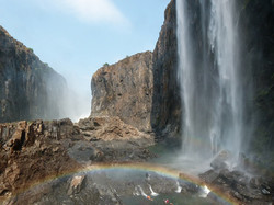 rainbow and falls 2