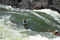 River Board Zambezi river Shockwave