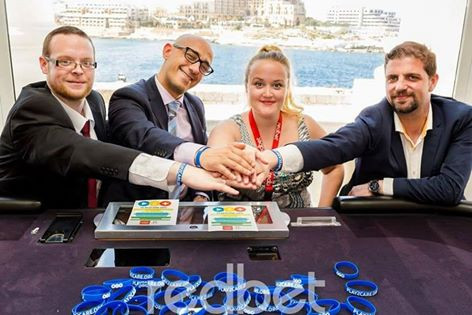 Back from Redbet Live Malta! Thank you!
