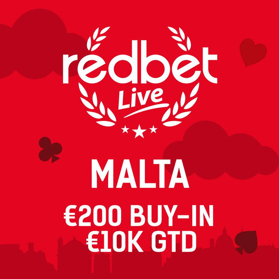 Find us at RedBet Live on 31st May- 2nd April at Dragonara Casino
