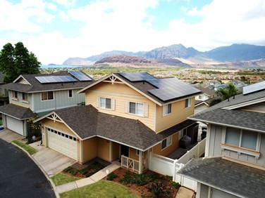Waianae/Maili Solar Installation