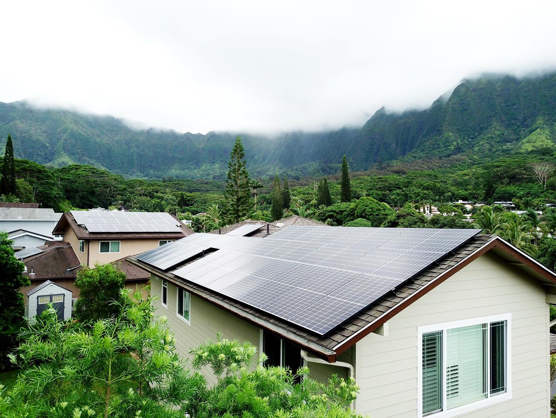 Kailua Solar PV Installation
