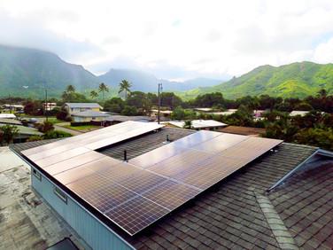 Kailua Solar Panels