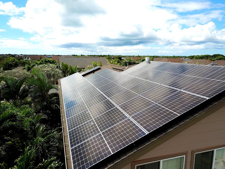 Ewa Beach Solar Panels