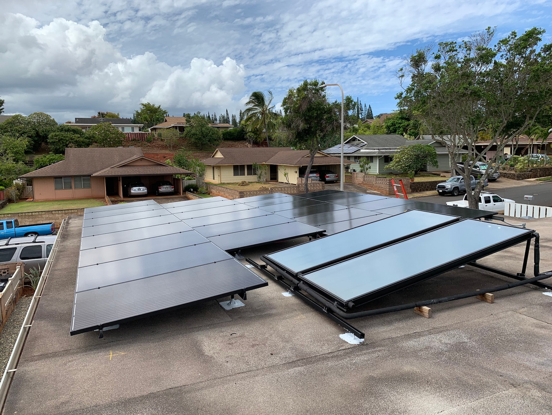 Mililani Solar Panels-PV and Solar Water