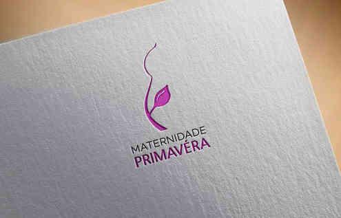 Logo Maternidade Primavera