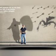 Panfleto criativo Evangélico / Religioso / Católico