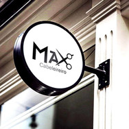 Logo max cabeleileiro