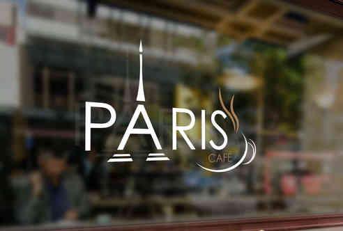 Logo cafeteria Paris