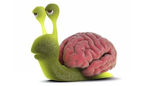 Cérebro preguiçoso