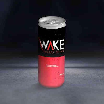 Logo energético Wake
