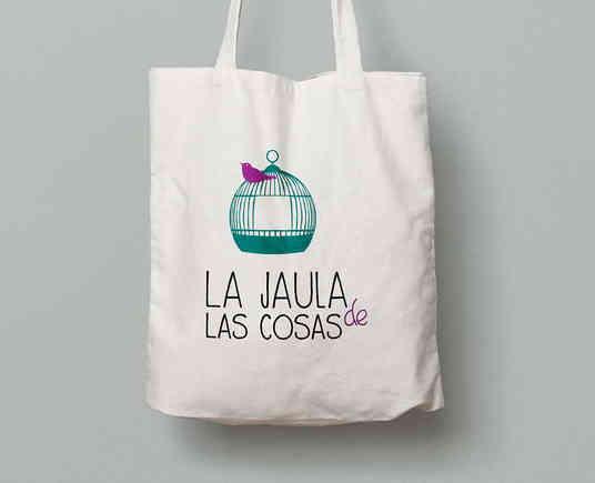 Logo artesanato La Jaula de las cosas