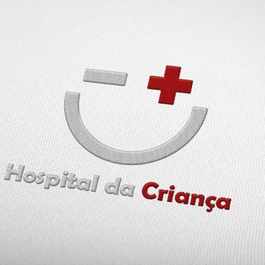 Logo hospital da criança