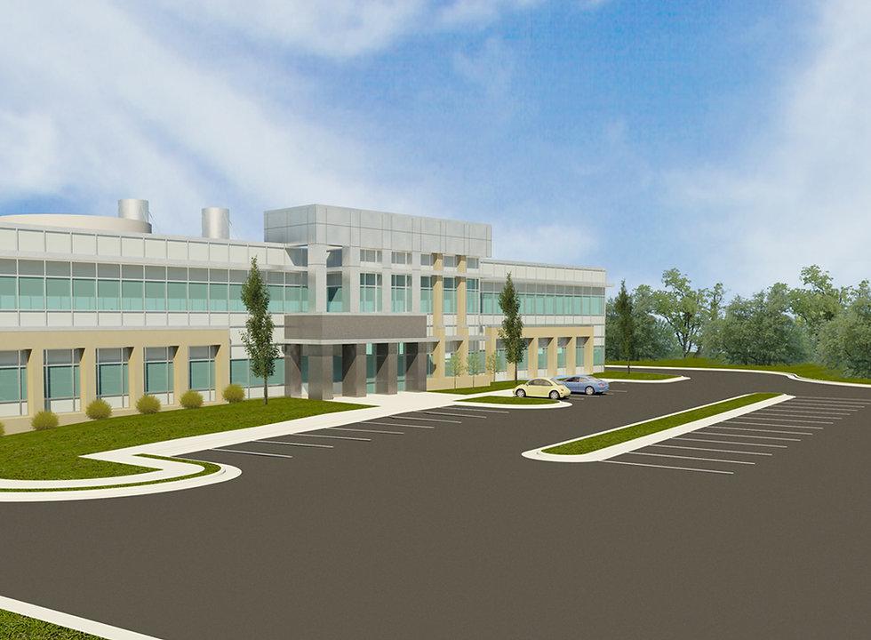 LAMBERT Architecture + Interiors Health Sciences Design