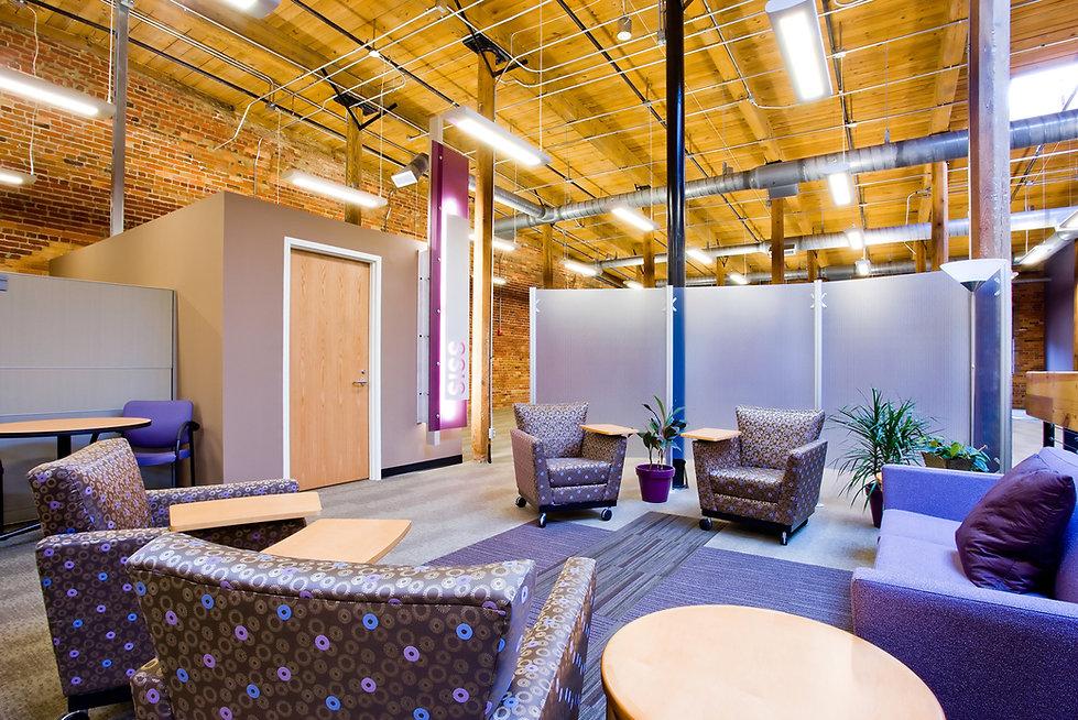 LAMBERT Architecture + Interiors
