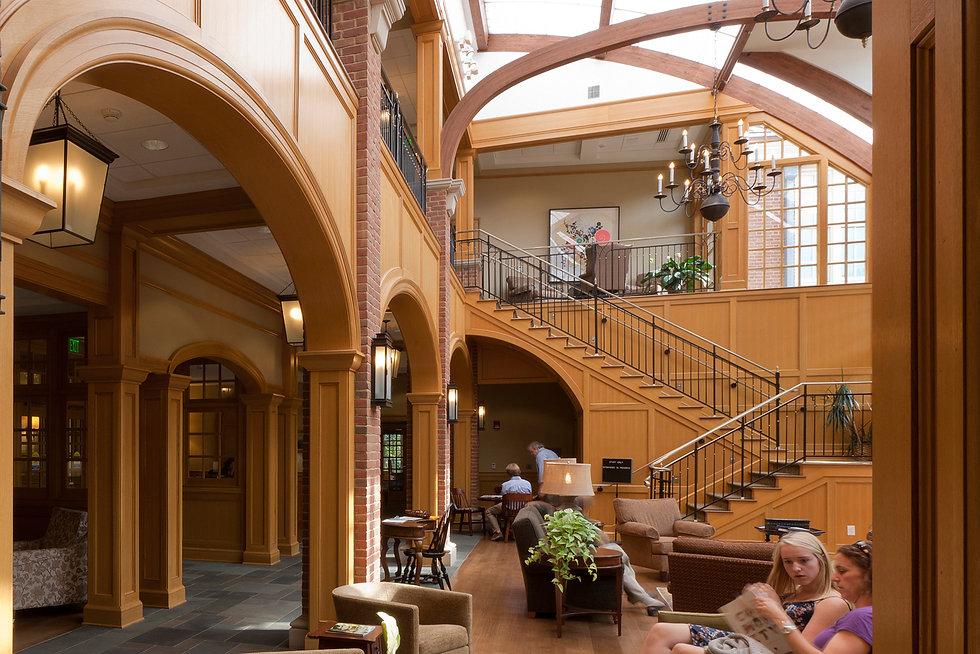 LAMBERT Architecture + Interiors Design