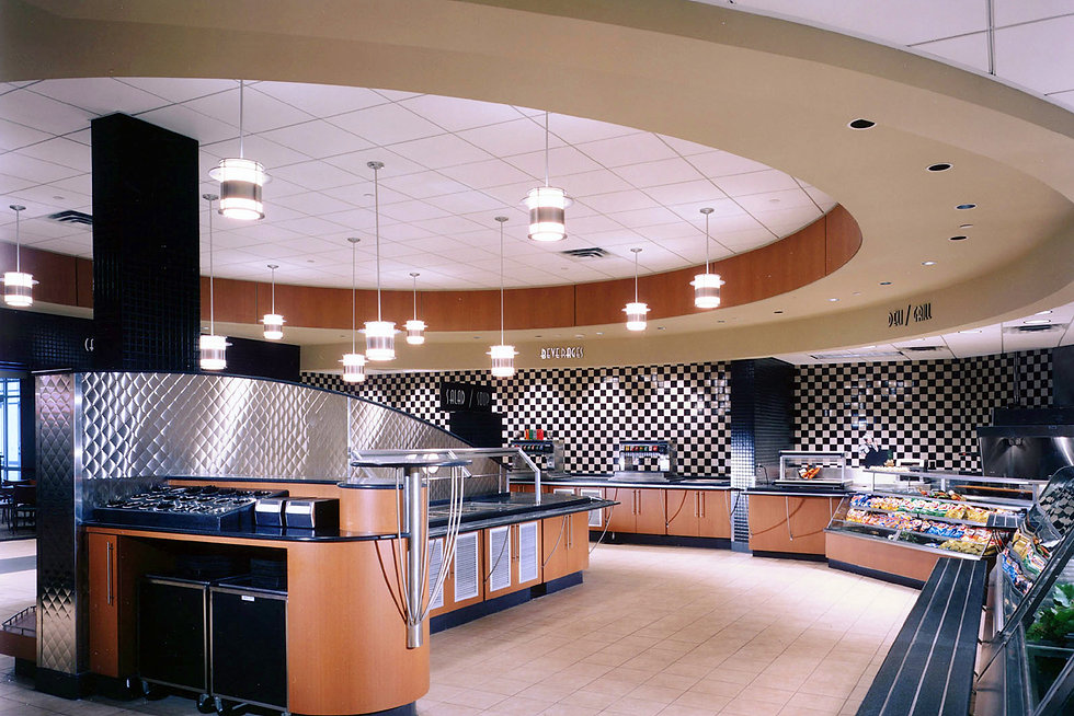LAMBERT Architecture + Interiors Food Service Design