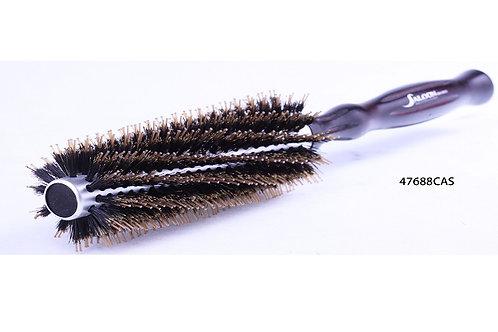 鋁管導熱加長鬃毛捲髮梳