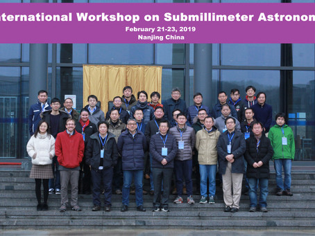 International workshop on Submillimeter Astronomy at Nanjin, China