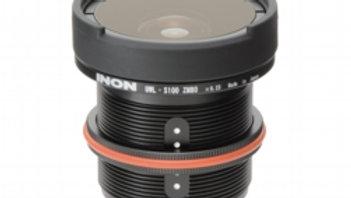 iNON UWL-S100 ZM80 Underwater Micro Fisheye Lens COMBO KiT