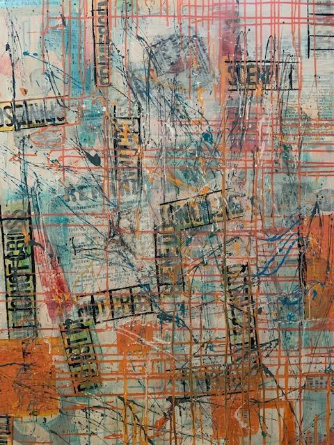 Harriet's Underground Map