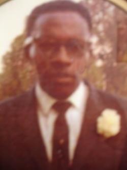 Rev. W. Alford 1983 - 1988
