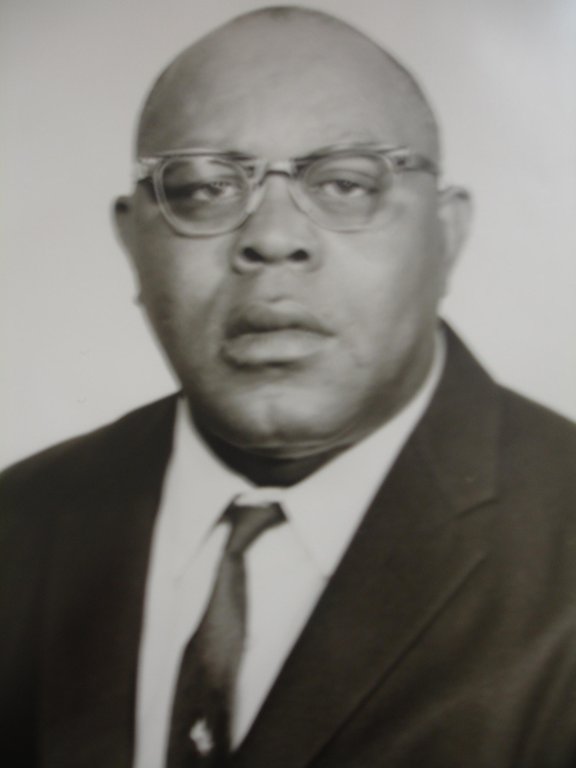 Rev. A L. McBeth 1960 - 1964