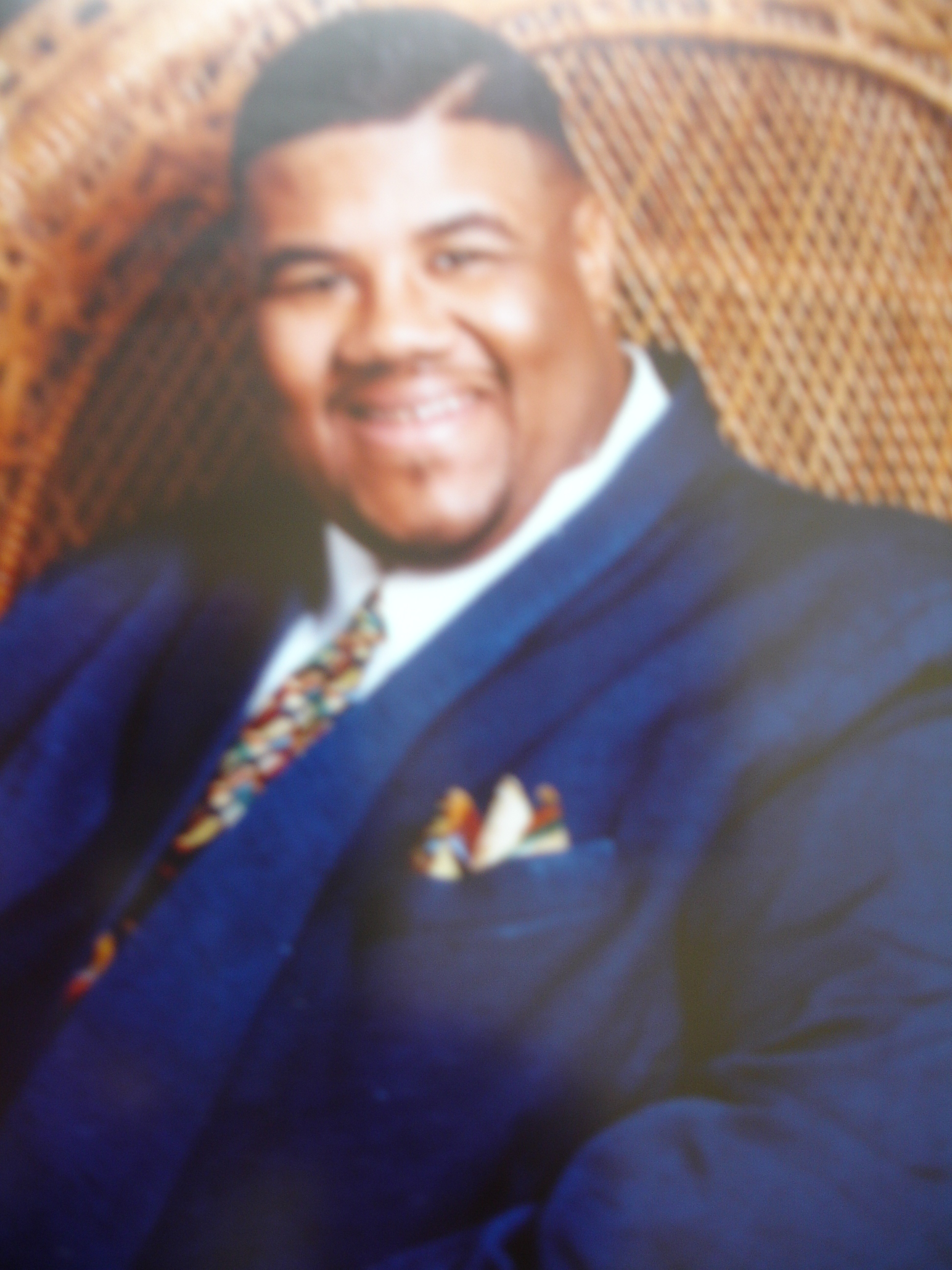 Rev. Adrien S. Johnson 1989 - 2004