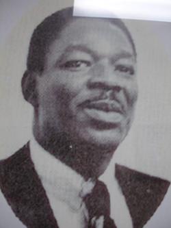 Rev. H L. Mackey 1965 - 1982