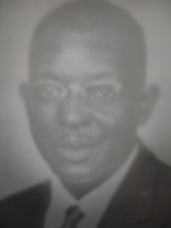 Rev. C. E. Williams 1951 - 1960