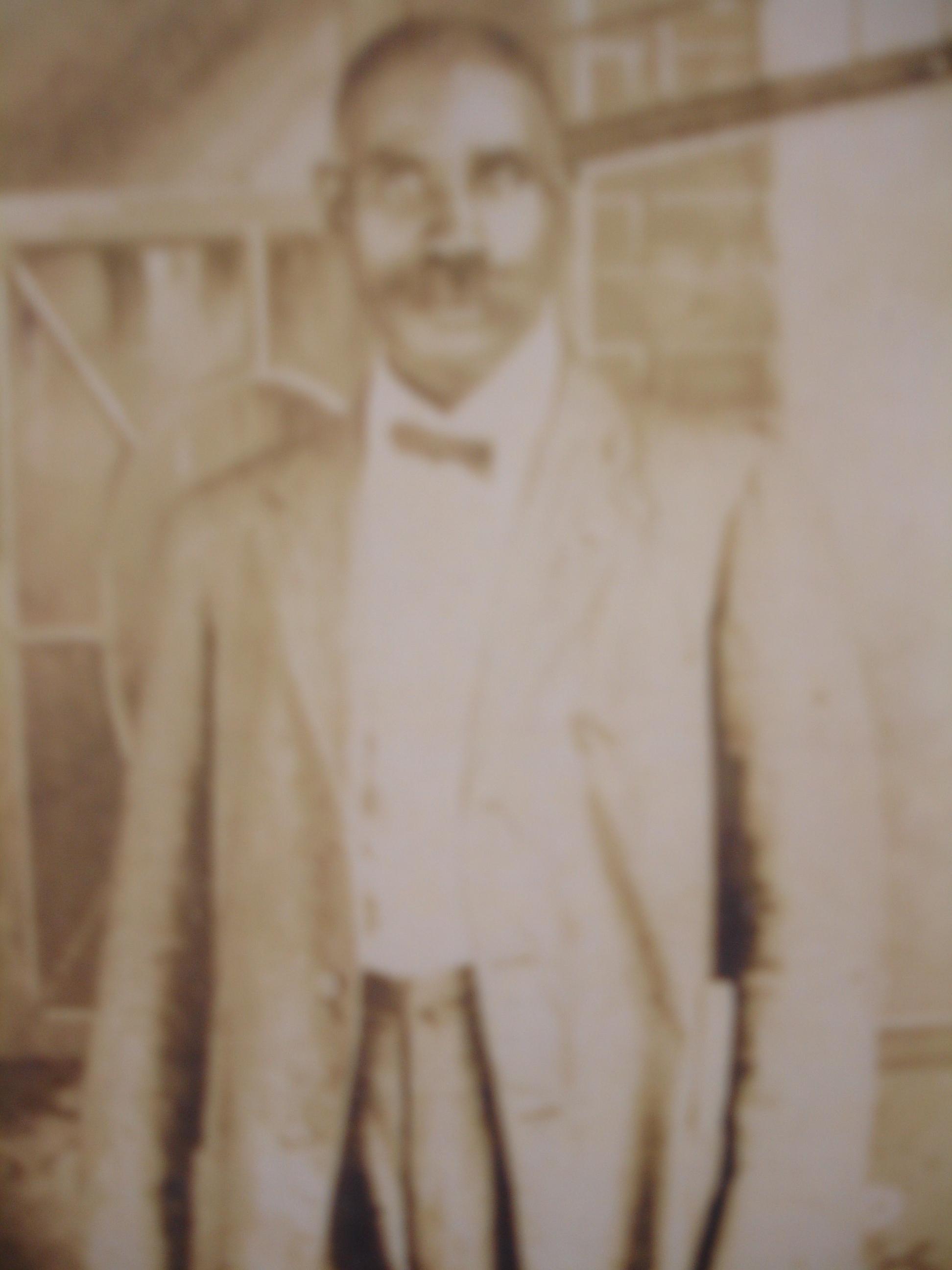 Rev. J. C. Mack, Sr. 1928 - 1933