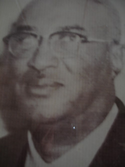 Rev. S. L. Farris 1933 - 1950