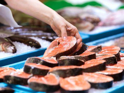 Купить рыбу - это искусство или удача