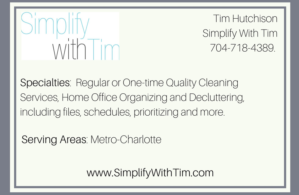 Simplify With Tim
