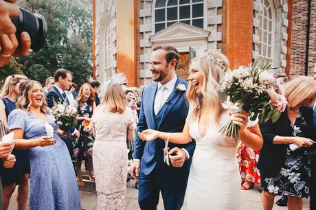 Petersham Nurseries Richmond Wedding