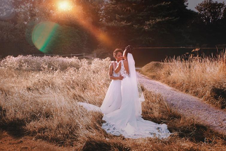 Oaks Farm Barn Croydon Surrey Wedding Photography