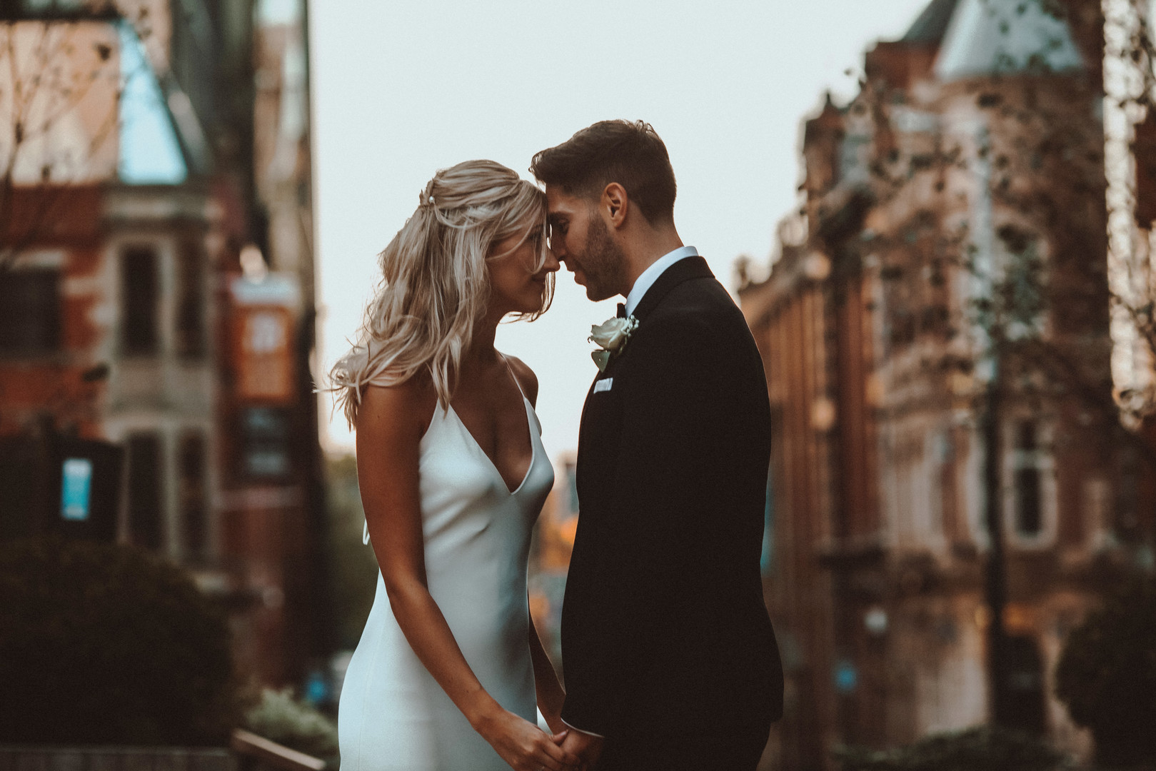 How to look good in your wedding photos