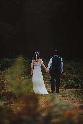Richmond Park Surrey Wedding PhotographyRichmond Park Surrey Wedding Photography